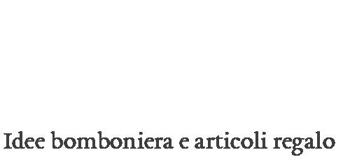 logo Wilma idee regalo e bomboniere